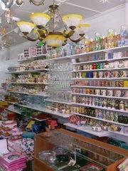 Торговое оборудование в Одессе: стеллажи,  прилавки,  витрины