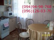 Сдам посуточно квартиру в Одессе у моря, 1-комнатную