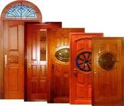 Двери бронированные и межкомнатные