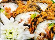 Доставка суши в Одессе Сушистудио - Доставка без выходных