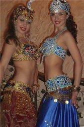 костюмы для восточных танцев