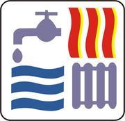 Системы отопления,  водоснабжения и канализации в Одессе.