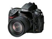 Nikon D700 Лічбавыя люстраныя фотакамеры з Nikon AF-S VR 24-120mm аб'е