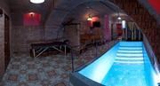 Оздоравливающая сауна с бассейном и массажем в Одессе