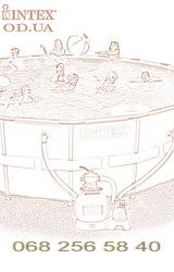 Бассейны Intex. Надувные и каркасные бассейны Intex