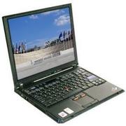 Продам ноутбук б/у IBM R52 гарантия 3 месяца