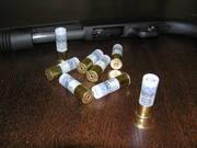 Продам помповое ружьё МОССБЕРГ 590 12/76
