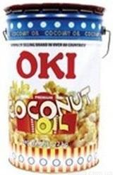 Кокосовое масло для попкорна