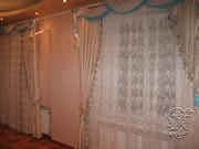 Декорирование текстилем. Шторы,  чехлы,  ламбрекены