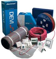 Теплый пол Devi (Деви,  Дания),  Одесса: кабельма,  маты,  терморегуляторы