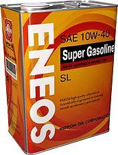 ENEOS SUPER GASOLINE API SL 10W40 Semi-synthetic