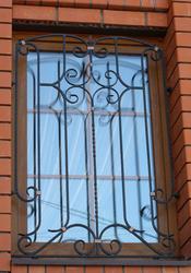 Решетки на окна по индивидуальному заказу