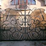 Кованые ворота и изделия
