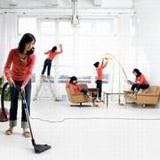 Уборка квартир, домов.