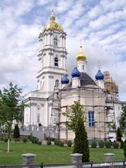 Автобусные поездки по святым местам Украины.