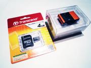 Металлический MP3 плеер 4Gb (полный комплект)