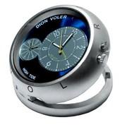 Настольные часы со скрытой камерой,  шпионская камера в часах