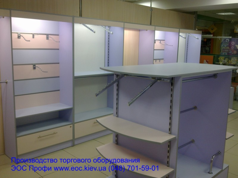 dc55150faa9 Объявление Торговое оборудование детского магазина одежды обуви ...