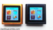 MP4 плеер 8Gb,  iPod Nano 6-го поколения (КОПИЯ)