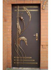 Металлические двери,  бронтрованные двери,  тамбуры