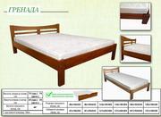 Кровати из дерева Гренада