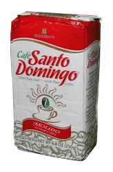 Кофе молотый Santo Domingo в вакуумной упаковке,  250 г.