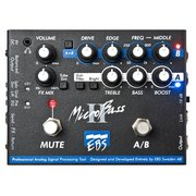 Продам двухканальный басовый преамп EBS Microbass II