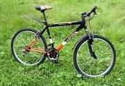 горный еовый недорогой велосипед