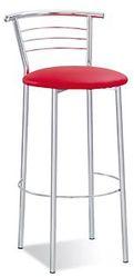Стул высокий MARCO hoker chrome,  стулья для барных стоек,  стулья для к