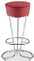 Стул высокий PINACOLADA hoker chrome,  стулья для барных стоек,  стулья