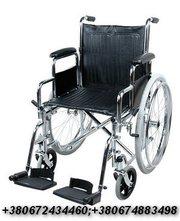 Прокат Аренда инвалидных колясок и костылей в Одессе