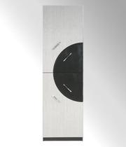Шкаф,  Пенал,  МС Орбита Пенал-3Л (Компанит), для дома и офисов.