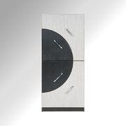 Шкаф,  Пенал,  МС Орбита Пенал-4П (Компанит), для дома и офисов.  МС Пена