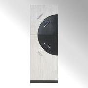 Шкаф,  Пенал,  МС Орбита Пенал-5Л (Компанит), для дома и офисов.  МС Пена