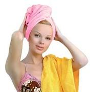 тюрбан быстро высушить волосы,  не прибегая к фену