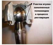 Ремонт шаровых для легковых и грузовых авто по Украине