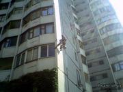 Услуги промышленных альпинистов.в Одессе  на высотные работы