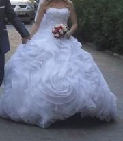 Wedding Saloon :: свадебное платье в розах - Свадебные платья и