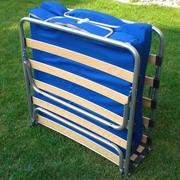 Раскладная кровать с матрасои