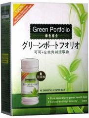 Капсулы для похудения Зеленое Портфолио
