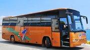 Пассажирские перевозки,  трансфер автобусами на 49 мест.