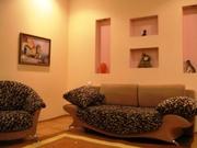 1 комнатная современная посуточно
