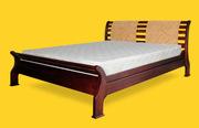 Кровать Ретро 2 (тис)