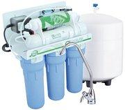 Фильтры для воды,  системы обратного осмоса,  водоподготовка