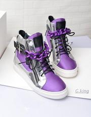 Оптовые 2014 Giuseppe Zanotti конфеты досуг обувь пару моделей