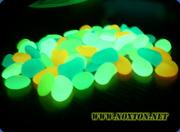 Светящиеся люминофорные камни,  не фосфор