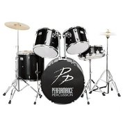 PERFORMANCE PERCUSSION PP-250BK