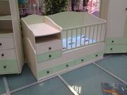 кровать трансформер. изготовление мебели под заказ