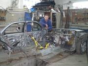 Автосервис кузовной ремонт : рихтовка, малярка. Одесса.