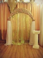 Свадебный декор,  оформление ваших праздников!